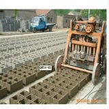 Migliore blocchetto vuoto concreto mobile di vendita di stenditura dell'uovo Qmy4-45 in Africa