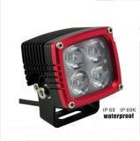 Licht van het hoogste LEIDENE van de Kwaliteit 12V het Drijf Lichte 40W Auto Offroad LEIDENE Werk met 2 Jaar van de Garantie