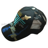 Os esportes da forma agarram para trás o chapéu, boné de beisebol