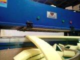 De hydraulische Bladen van het Schuim van het Polyurethaan snijden Machine (Hg-A30T)