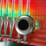 LED-rotes gelbes Grün 24V Wechselstrom-hörbares Leuchtfeuer-Aufsatz-Licht