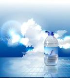 Machine de moulage de coup rotatoire de Sgz-6y pour les bouteilles d'eau 5L