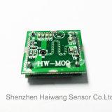 El módulo de detección granangular del sensor de radar de microonda con 3.3V hizo salir (HW-M09-02)