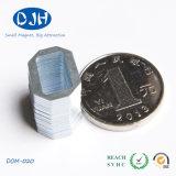Ímã material magnético permanente de NdFeB do Neodymium de Stinered do tamanho pequeno