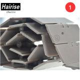 Nahrungsmittelgetränkeförderanlagen-Plastiklatte-Oberseite-Kette Har820
