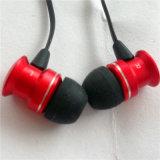 [هيغقوليتي] ضوضاء إلغاء سماعة مع معدن سماعة فائقة صحيحة