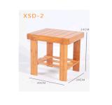 소형 아이 의자 대나무 의자 나무로 되는 의자