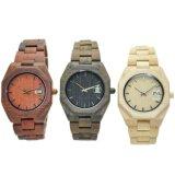 Reloj de madera del nuevo estilo al por mayor directo de la fábrica del OEM