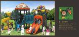 Das crianças pequenas da alta qualidade de Kaiqi campo de jogos ao ar livre para parques de diversões e mais (KQ50067C)