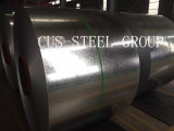 0.12mm galvanizou as bobinas de aço/metal de folha galvanizado