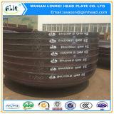 빨리 중국에서 이음쇠 ASTM 엔드 캡 반구 헤드를 연결하십시오