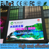Écran polychrome extérieur de l'Afficheur LED P20 de faible consommation d'énergie