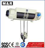 Single Speed를 가진 Wire Rope의 125kg Electric Hoist