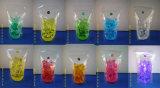 La saleté de l'eau pour planter ou décoratifs en cristal, augmentent la bille de gel de l'eau d'environ 10 millimètres