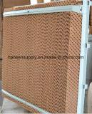5090 증발 공기 냉각기에 있는 냉각 패드 애플리케이션