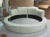 Кровать нового типа спальни Cy001 взрослый круглая