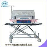 Incubadora do transporte do bebê do hospital da qualidade do Ce