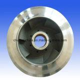 CNC die Blad van de Ventilator van de Drijvende kracht van de Hoogste Kwaliteit het Centrifugaal machinaal bewerkt