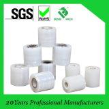 LLDPE plástico Película de embalaje Stretch Wrap / película de estiramiento