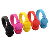 Auriculares puros de Bluetooth da boa qualidade da cor para o telefone móvel