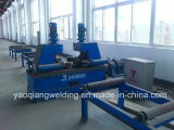 Machine de redressage en acier pour la chaîne de production de poutre en double T
