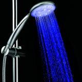 호텔 프로젝트 목욕탕 손 샤워 샤워 꼭지 LED 샤워