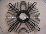 Type particulier butoir de treillis métallique en métal de ventilateur