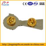 Metal feito sob encomenda emblema gravado do Pin