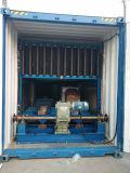 10 tonnellate di ghiaccio di macchina messa in recipienti del blocco con il compressore di originale della Germania