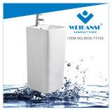 Dispersore di ceramica della lavata del bacino di basamento della lavata di Weidansi (WDS-P7103)