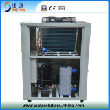 Electroplate를 위한 TI Tube 반대로 Corrosion Air Cooled Water Chiller
