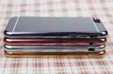 Nueva caja de electrochapado de lujo del espejo TPU para iPhone6