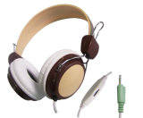 كلاسيكيّة [فولدبل] عميق صوت جهير مجساميّة يبرق [دج] سمّاعة رأس سماعة