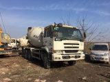 上海6~8cbm/10~20ton 6*4-LHD-Drive手動Hydraulic Transform日産Ud Concrete Mixer Truck