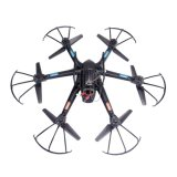 189601h - WiFi Fpv 0.3MP HD Camera APP/Transmitter Dual Mode Altitude Hold 3D Flip RC Quadcopter RTF