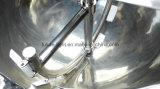 Eléctrica y de vapor de calefacción inclinable con camisa de cocina Hervidor