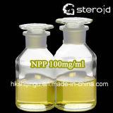 최상 주문을 받아서 만들어진 주사 가능한 스테로이드 Nandrolone Phenylpropionate 100mg/Ml