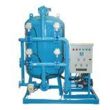 Filtro a sacco meccanico di risucchio automatico di trattamento di acqua di scarico