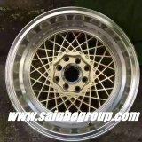 Cerchioni variopinti della lega dell'automobile di mercato degli accessori di F55906 15inch