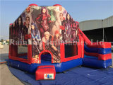 Высокое качество Inflatable Descendants Theme Jumping Castle для Sale