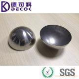 Esfera 1inch del acero inoxidable de la depresión 304 media 2 pulgadas molde de la bomba del baño de 3 pulgadas