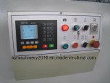 Máquina de corte de la viga hidráulica del oscilación QC12y-4X2500