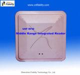 3~5meters lettore Integrated dell'intervallo centrale di frequenza ultraelevata RFID