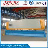 Машина гидровлической гильотины QC11y-10X6000 режа & автомат для резки стальной плиты