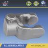 ユニバーサル接合箇所のフォークの部品を造るステアリングフォーク