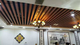 Innendecke der dekoration Belüftung-Panel/PVC Wand-Panel/PVC