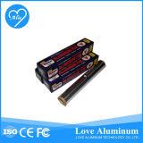 Papel de aluminio para el Bbq
