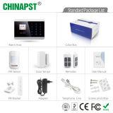 Аварийная система домашней обеспеченностью фабрики беспроволочная GSM+PSTN Китая (PST-PG992TQ)