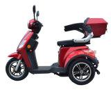 ダイナミックなコントローラが付いている450With500W三輪車の電気スクーター