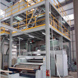 El profesional compone de alta calidad de Spunbond PP tela no tejida de la línea de producción